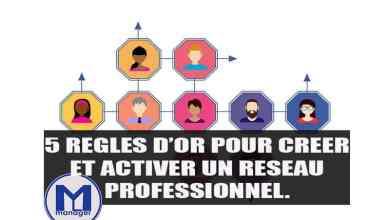 Photo of 5 Règles d'Or pour Créer et Activer un Réseau Professionnel.