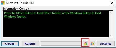 Activer Windows et Office avec Microsoft Toolkit
