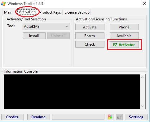 activer Windows et Office