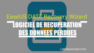 Photo of Logiciel de Récupération Des Données : EaseUS Data Recovery Wizard 2021 + Clé d'Activation Gratuite.