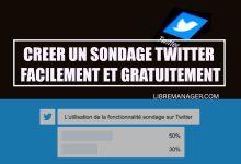 Photo of Comment Créer un Message de Sondage sur Twitter Facilement sur Téléphone et Ordinateur ?