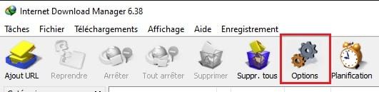 Télécharger plusieurs fichiers avec IDM sur Libre Manager