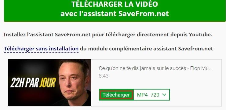 Comment télécharger une Vidéo YouTube Gratuitement LibreManager