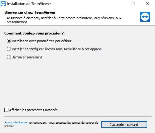 Télécharger TeamViewer Gratuit