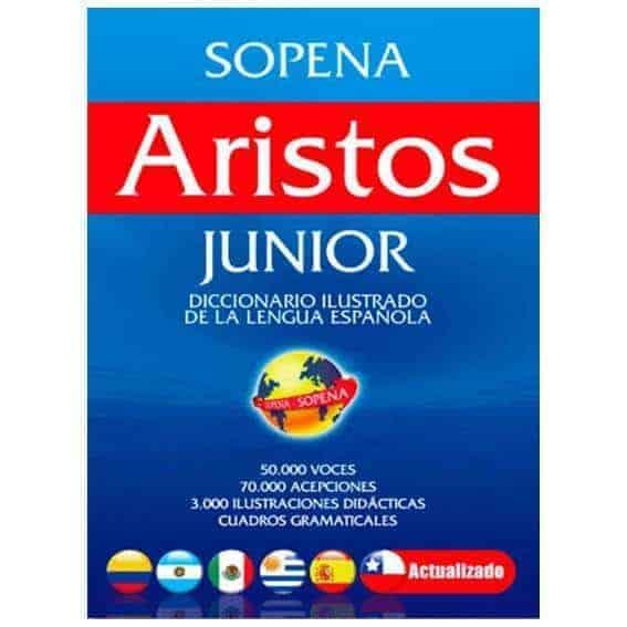 diccionario aristos junior sopena