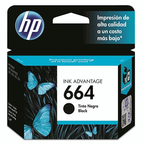 TINTA HP 664 BK