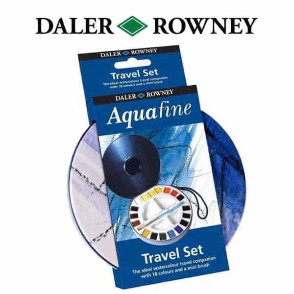 acuarelas aquafine daler rowney 18