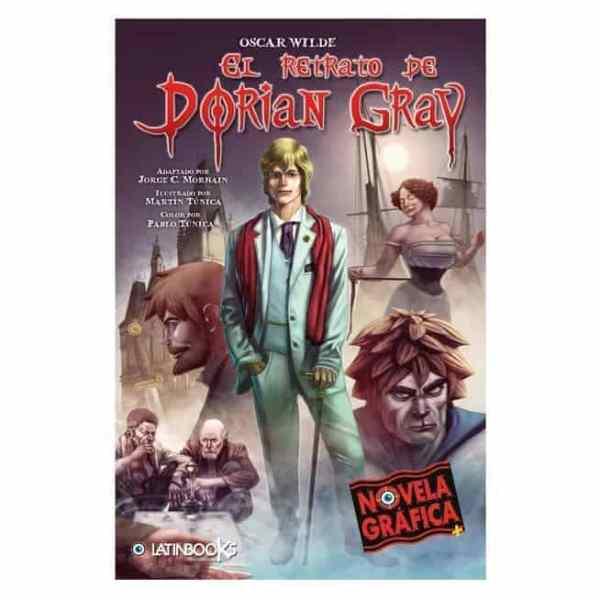 el retrato de dorian gray - novela grafica oscar wilde