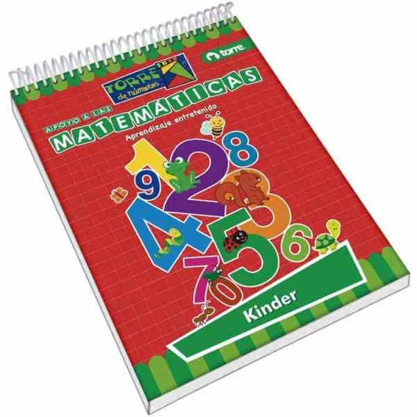 matematicas torre numeros kinder aprendizaje entretenido