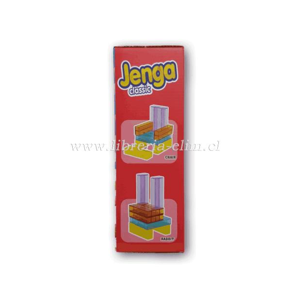 JENGA CLASSIC 45 PIEZAS PLASTICAS 2-4 JUGADORES_2