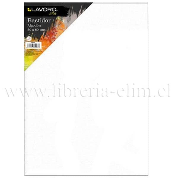 BASTIDOR 50X60CM LAVORO ART ALGODON