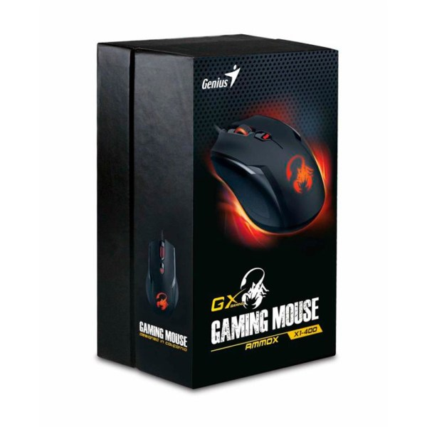 Mouse Genius Ammox-box