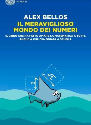 Copertina Libro Meraviglioso Mondo dei Numeri