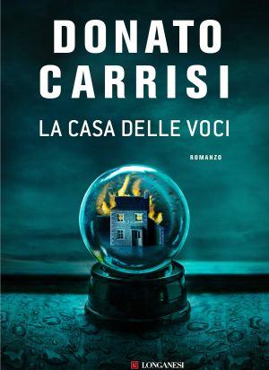 """Libro """"La casa delle voci"""" di Donato Carrisi"""
