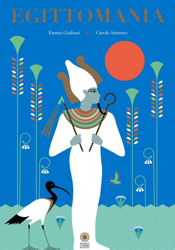 Copertina del libro Egittomania
