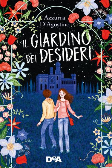 Copertina del libro Il giardino dei desideri