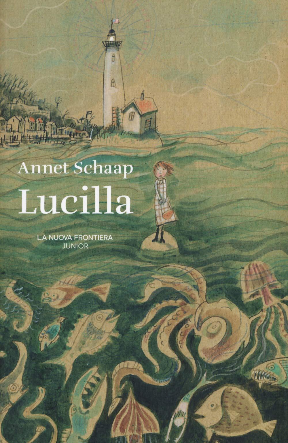 Copertina di Lucilla di Annet Schaap