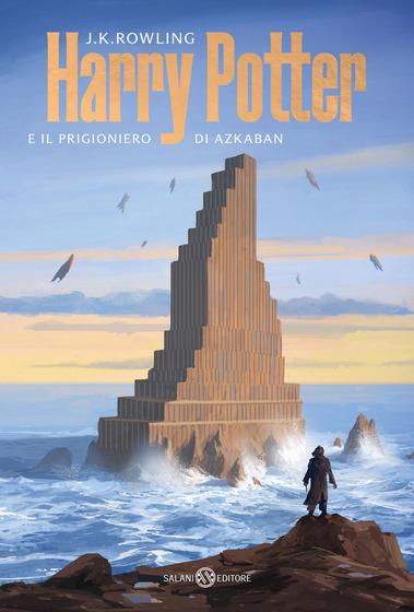 Copertina del libro Harry Potter e il prigioniero di Azkaban