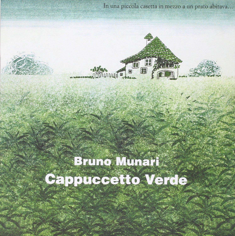 Copertina del libro Cappuccetto verde