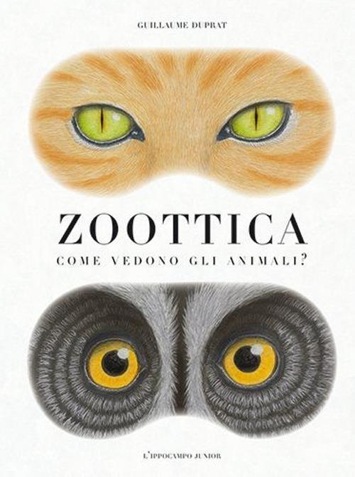 Copertina del libro Zoottica