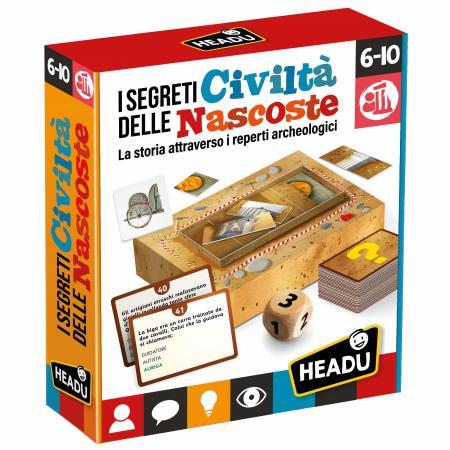 Immagine del gioco I segreti delle civiltà nascoste