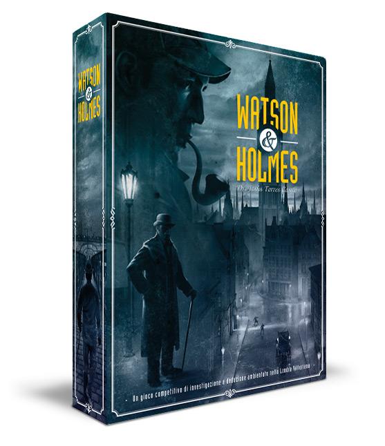 Immagine del gioco Watson & Holmes
