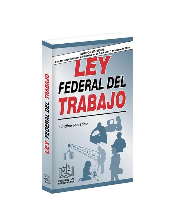 Resultado de imagen para ley federal del trabajo 2019