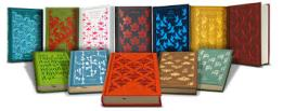 If, like us, you not only love having a great Classic to read but also cherish the feel of a wonderful object, then these are the books for you. Bound in cloth and each individually designed by Coralie Bickford-Smith.