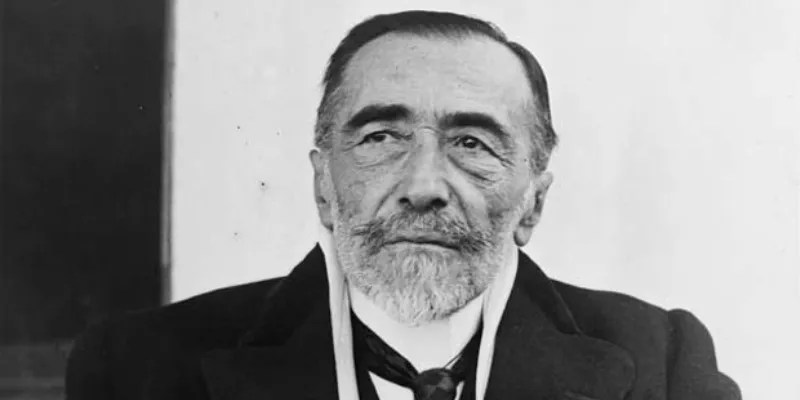 Joseph Conrad le frasi e gli aforismi celebri del padre