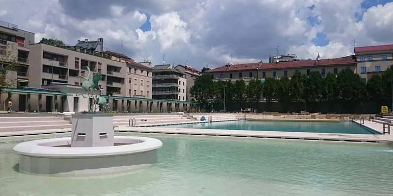 Il Franco Parenti e i Bagni Misteriosi la piscina che diventa un teatro