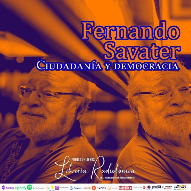 Fernando Savater Ciudadania y democracia