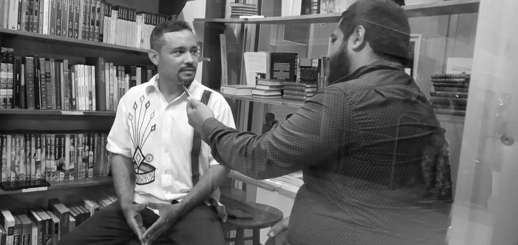 Entrevista con Yorbis Márquez
