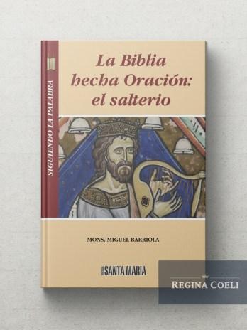 LA BIBLIA HECHA ORACION: EL SALTERIO