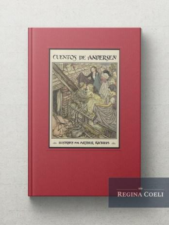 CUENTOS DE ANDERSEN Ilustraciones de A. Rackham