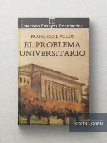 EL PROBLEMA UNIVERSITARIO
