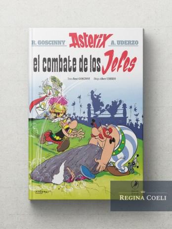 EL COMBATE DE LOS JEFES (Nº 7)