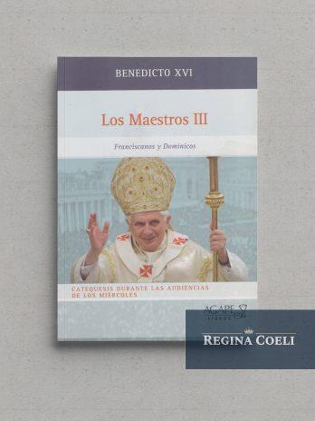 LOS MAESTROS III Franciscanos y Dominicos