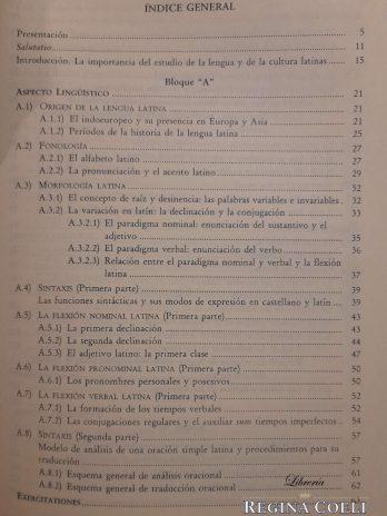 HUMANITAS Curso de Lengua y Cultura Latina – I