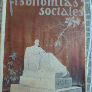 FISONOMÍAS SOCIALES - Benito Pérez Galdós