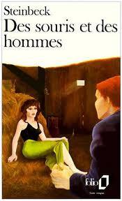 Des Souris Et Des Hommes Personnages : souris, hommes, personnages, Souris, Hommes, Steinbeck, (Libre, Savoir)