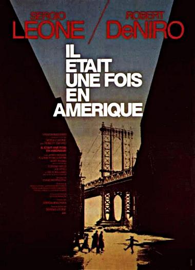 Il était Une Fois L'amérique Film : était, l'amérique, Amérique, Leone, (Libre, Savoir)