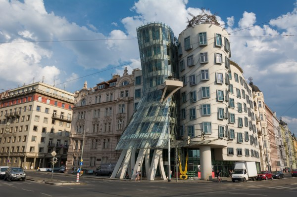 Dancing House In Prague Free Libreshot
