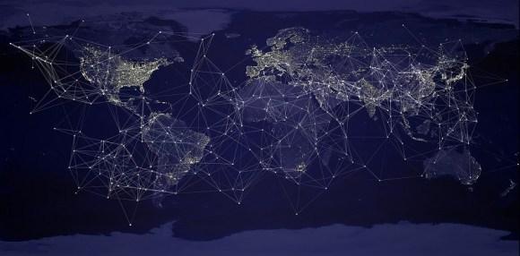 El mundo interconectado