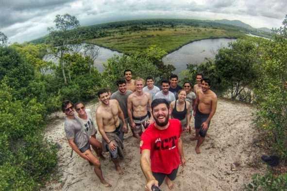 miedo a viajar solo por Brasil 2