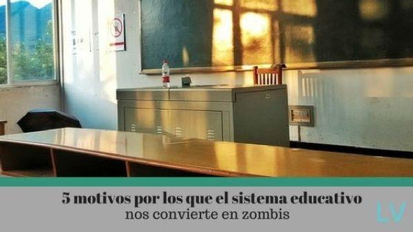 la educación mata la creatividad