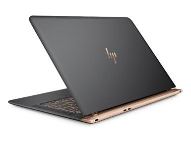 HP presenta laptop más delgada del mundo