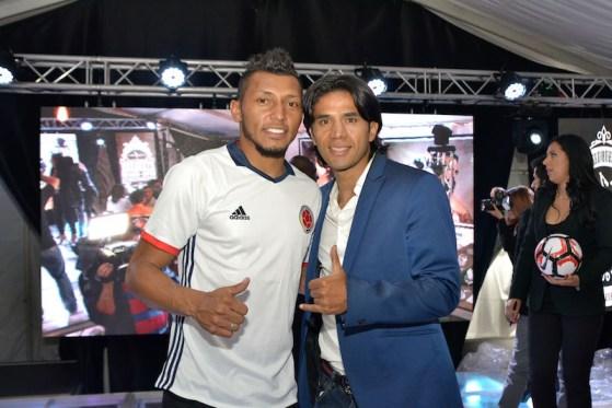 CARLOS VALDEZ Y FABIAN VARGAS
