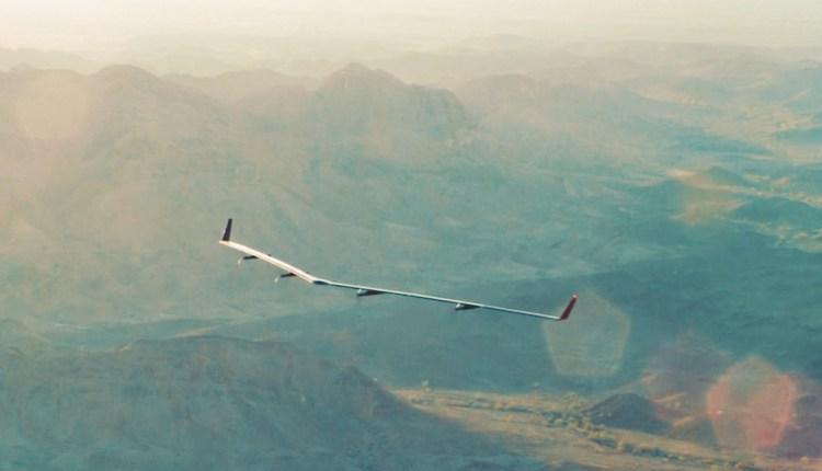 Primer vuelo del Aquila, un enorme paso para conectar a miles de millones de personas