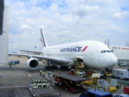 Huelga de tripulantes en AirFrance
