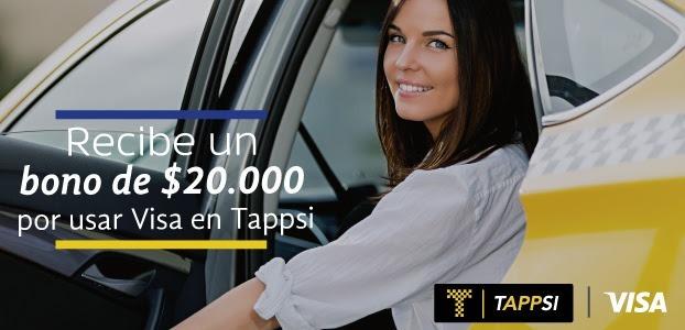 Tappsi y Visa sellan alianza para aceptar pagos con tarjeta de crédito